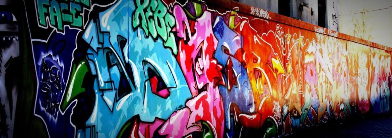 Spray e Graffiti