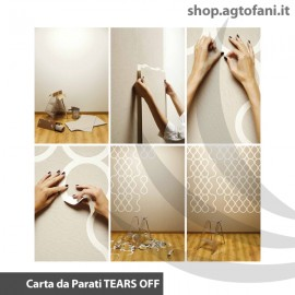 Carta da Parati Tears Off